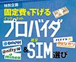 【特別企画】プロバイダ&格安SIM選び